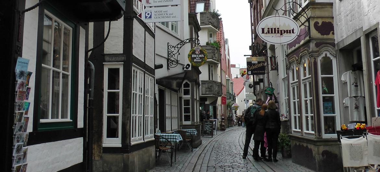 Böttcherstrasse Bremen